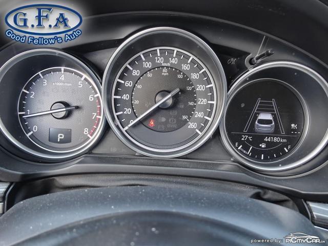 2018 Mazda CX-5 GT SKYACTIV, AWD, LEATHER SEATS, SUNROOF, LDW