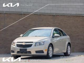 Used 2011 Chevrolet Cruze LT Turbo w/1SA for sale in Etobicoke, ON