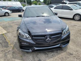 Used 2014 Mercedes-Benz E-Class E 63 AMG S for sale in Milton, ON