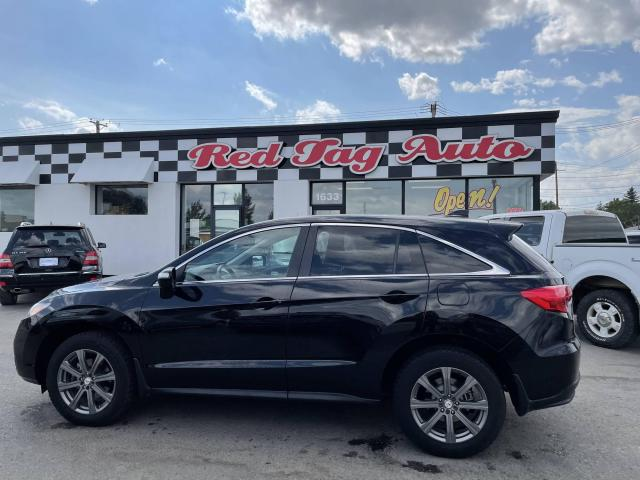 2015 Acura RDX AWD w/ Technology Package, Leather, Bluetooth