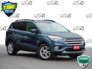 Used 2018 Ford Escape SE 4 Wheel Drive   |   One Owner   |   Clean Car Fax Report for sale in St Catharines, ON