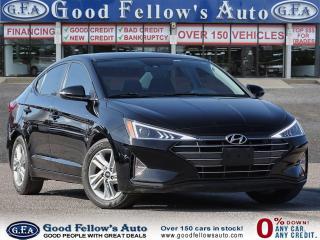 Used 2020 Hyundai Elantra Zero Down Car Financing ..! for sale in Toronto, ON
