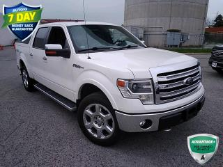 Used 2013 Ford F-150 FX4 | CLEAN CARFAX | LEATHER | HEATED AND COOLED SEATS | TAILGATE STEP | for sale in Barrie, ON