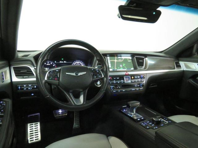 2018 Genesis G80 3.3T Sport Nav Leather PanoRoof 360 Cam