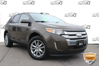 Used 2011 Ford Edge Limited AS TRADED for sale in Hamilton, ON