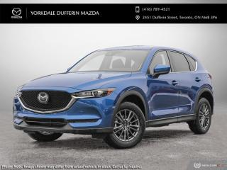 New 2021 Mazda CX-5 GS for sale in York, ON