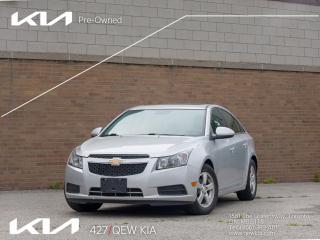Used 2014 Chevrolet Cruze 2LT for sale in Etobicoke, ON