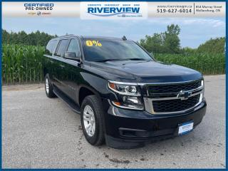 Used 2019 Chevrolet Suburban LS Cruise Control   Remote Keyless Entry   Rear Vision Camera for sale in Wallaceburg, ON