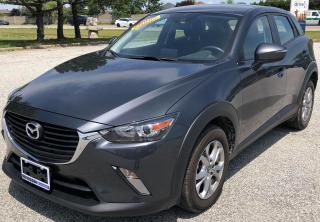 Used 2017 Mazda CX-3 GS for sale in Windsor, ON