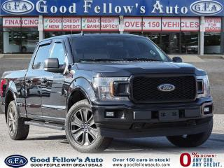 Used 2018 Ford F-150 XLT FX4 SUPERCREW 157