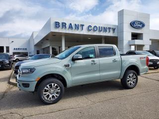 New 2021 Ford Ranger LARIAT for sale in Brantford, ON