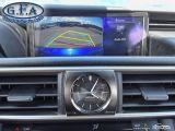 2017 Lexus IS 300 FSPORT 2, AWD, LEATHER SEATS, SUNROOF, NAVI, LDW