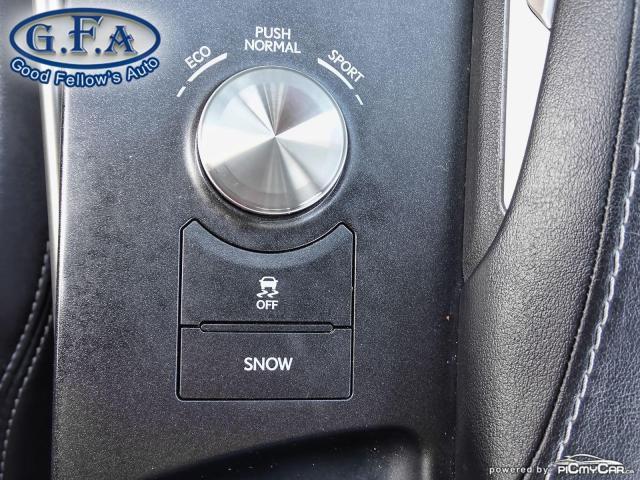 2018 Lexus IS 300 LUXURY PKG, AWD, SUNROOF, NAVIGATION, REARVIEW CAM