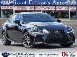 Used 2017 Lexus IS 350 Good or Bad Credit Auto Financing ..! for sale in Toronto, ON
