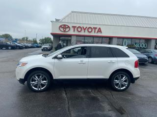 Used 2013 Ford Edge Limited for sale in Cambridge, ON