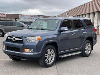 Used 2012 Toyota 4Runner Limited  Navigation /Sunroof/7 Passengers for sale in North York, ON
