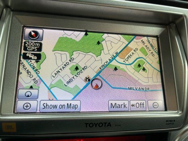 2012 Toyota 4Runner Limited  Navigation /Sunroof/7 Passengers Photo14