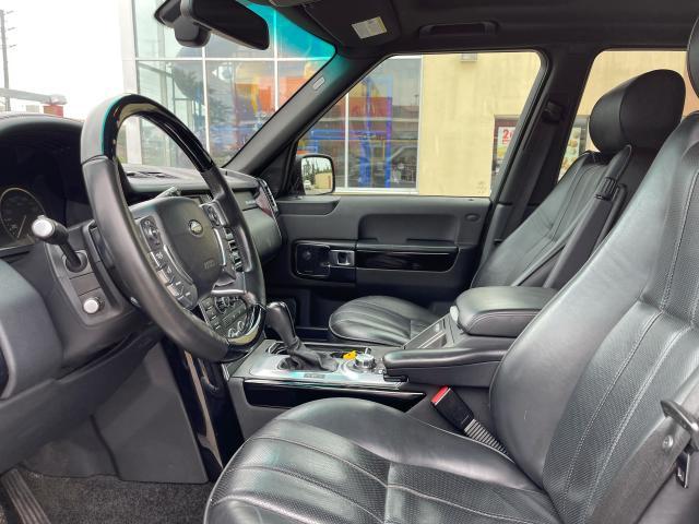 2011 Land Rover Range Rover HSE Navigation /Sunroof /DVD/Camera Photo12