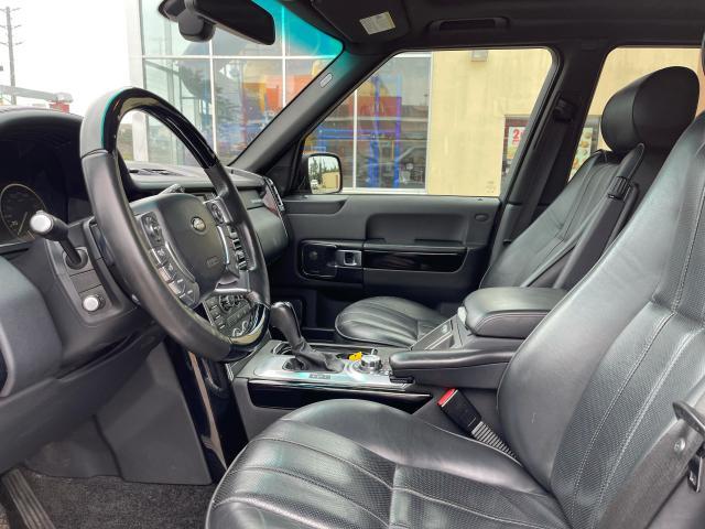 2011 Land Rover Range Rover HSE Navigation /Sunroof /DVD/Camera Photo11