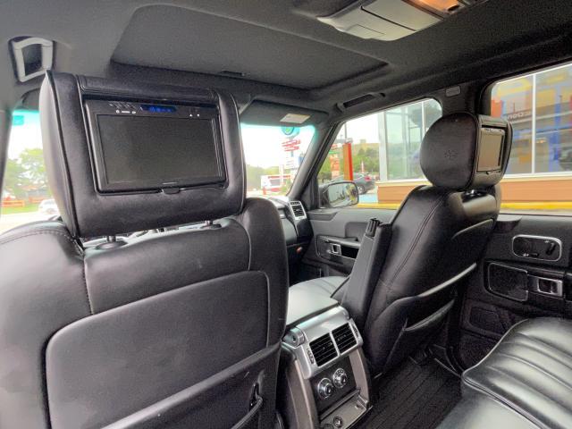2011 Land Rover Range Rover HSE Navigation /Sunroof /DVD/Camera Photo14