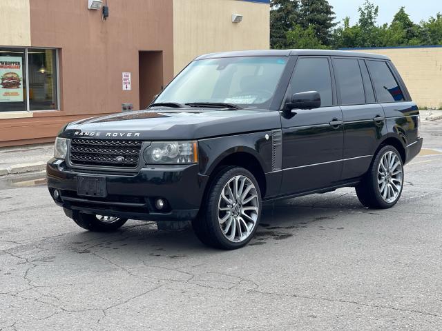 2011 Land Rover Range Rover HSE Navigation /Sunroof /DVD/Camera Photo3