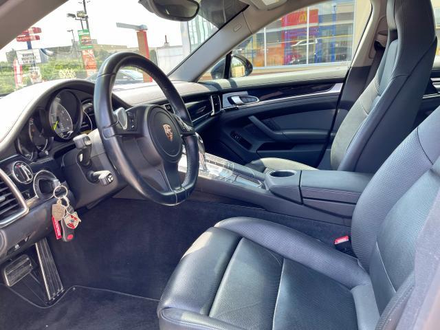2014 Porsche Panamera S E-Hybrid Navigation /Sunroof /Camera Photo9