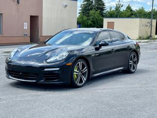 Used 2014 Porsche Panamera S E-Hybrid Navigation /Sunroof /Camera for sale in North York, ON