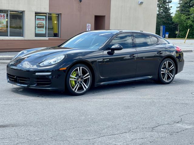 2014 Porsche Panamera S E-Hybrid Navigation /Sunroof /Camera Photo3