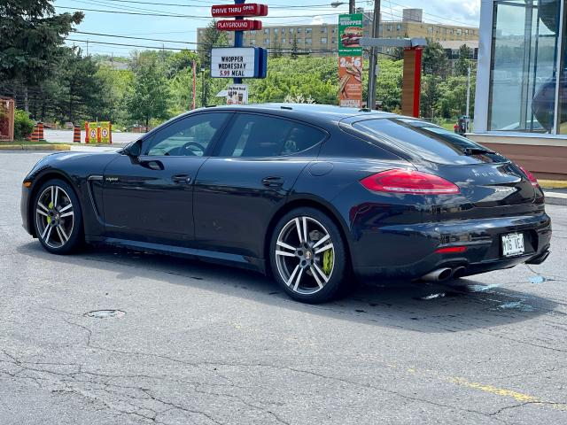 2014 Porsche Panamera S E-Hybrid Navigation /Sunroof /Camera Photo4