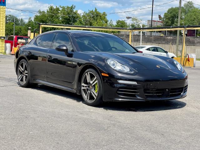 2014 Porsche Panamera S E-Hybrid Navigation /Sunroof /Camera Photo7