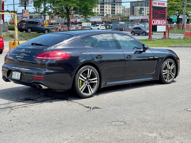 2014 Porsche Panamera S E-Hybrid Navigation /Sunroof /Camera Photo5