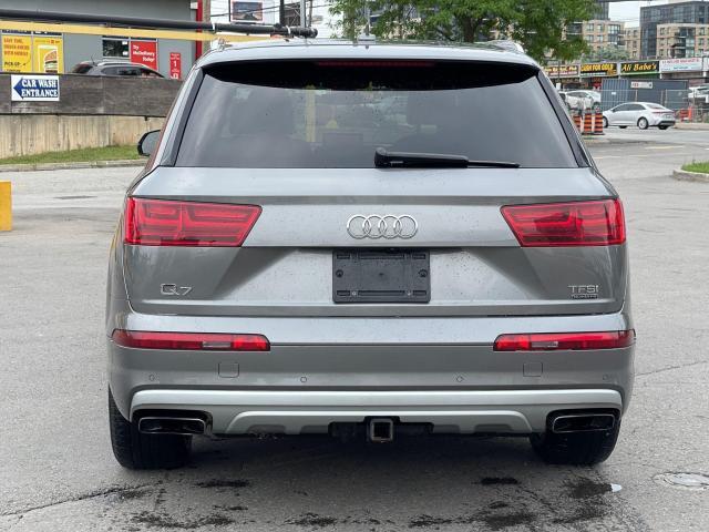 2017 Audi Q7 3.0T Progressiv Nav/HUD/Pano Roof/Camera/7Pass Photo5