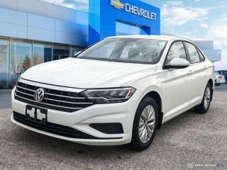 Used 2019 Volkswagen Jetta Comfortline Heated Seats   Bluetooth   Rear View Camera for sale in Winnipeg, MB