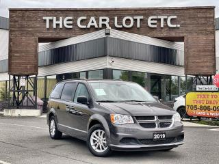 Used 2019 Dodge Grand Caravan CVP/SXT for sale in Sudbury, ON