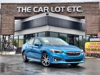 Used 2019 Subaru Impreza Sport AWD!! SUNROOF!! HEATED SEATS!! BLUETOOTH!! BACK-UP CAM!! for sale in Sudbury, ON