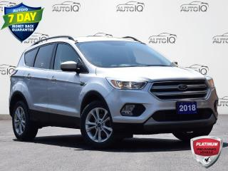Used 2018 Ford Escape SE | FWD | 1.5L ECOBOOST | VOICE ACTIVATED NAVIGATION | SE SYNC PACKAGE for sale in Waterloo, ON