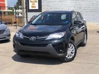 Used 2015 Toyota RAV4 LE AWD, BLUETOOTH, CRUISE CONTROL & MUCH MORE for sale in Saskatoon, SK