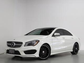 Used 2014 Mercedes-Benz CLA-Class CLA250 AMG I PANO I NAV I DRIVE ASSIST for sale in Vaughan, ON