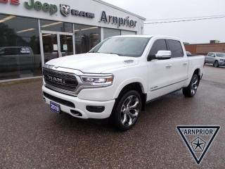 Used 2019 RAM 1500 Limited for sale in Arnprior, ON