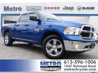 Used 2019 RAM 1500 Classic ST 4x4 HEMI LOW KMs for sale in Ottawa, ON