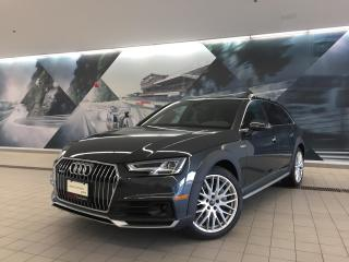 Used 2019 Audi A4 Allroad 45 Technik+ Sport Pkg | Rear Cam | Pano Roof for sale in Whitby, ON