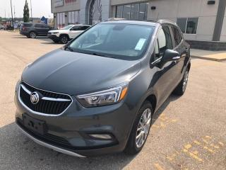 Used 2017 Buick Encore TOURING,SUNROOF,NAVIGATION,NO ACCIDENTS for sale in Slave Lake, AB
