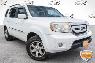 Used 2009 Honda Pilot Touring SOLD AS TRADED, YOU CERTIFY, YOU SAVE!!! for sale in Barrie, ON