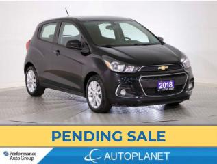 Used 2018 Chevrolet Spark LT, Back Up Cam, Bluetooth, Clean Carfax! for sale in Brampton, ON