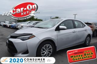 Used 2019 Toyota Corolla LE | NEW ARRIVAL | REAR CAM | CLIMATE CONTROL for sale in Ottawa, ON
