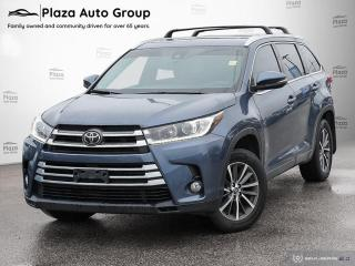 Used 2017 Toyota Highlander XLE for sale in Orillia, ON