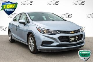 Used 2017 Chevrolet Cruze LT Auto VERY CLEAN LOW MILEAGE CAR for sale in Innisfil, ON