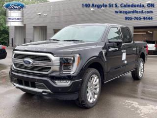 New 2021 Ford F-150 Limited  for sale in Caledonia, ON