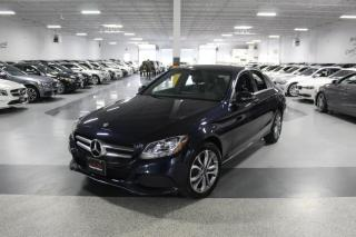 Used 2018 Mercedes-Benz C-Class C300 4MATIC NO ACCIDENTS I SUNROOF I REAR CAM I BLIND SPOT for sale in Mississauga, ON