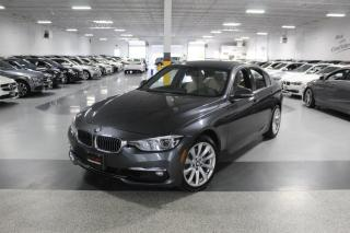 Used 2017 BMW 3 Series 330i XDRIVE I NAVIGATION I SUNROOF I PUSH START I H. SEATS for sale in Mississauga, ON